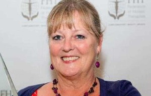 Roisin Armstrong: Reflexology doctor takes skills to north