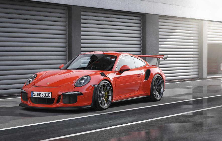 The ultimate Porsche in-a-Boxster - The Irish News