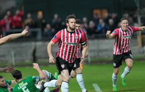 Derry City duo could miss FAI Cup clash with Drogheda United