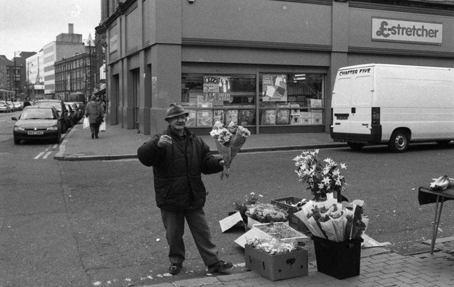 New history project aims to collect memories of Belfast's famous Folktown market area