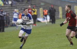 Monaghan's Conor McManus & Barry McGinn fit for Down clash