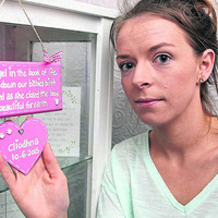 Lurgan mum aims to help others who have suffered stillbirth loss