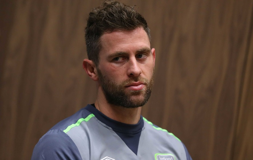 Daryl Murphy daunted by task of filling Robbie Keane's boots