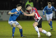 Rory Patterson helps Derry City to FAI Cup win over Drogheda