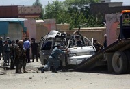 At least 10 people killed in Afghanistan suicide bombing