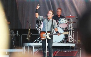Bruce Springsteen's family tree traced back to Co Kildare