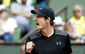 Andy Murray survives a second French Open scare