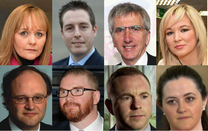 New Stormont executive ministers – profiles