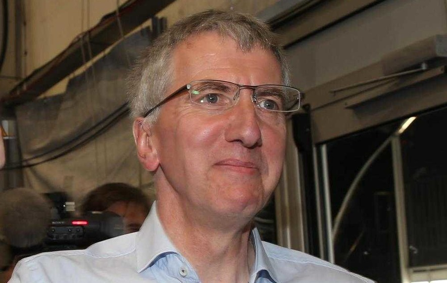 Finance minister Máirtín Ó Muilleoir facing budget baptism of fire