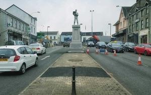 1916 Easter Rising memorial planned for Magherafelt