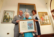 Freedom of Belfast: City's nurses honoured by council