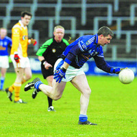 Where at they now? Former Cavan forward Larry Reilly