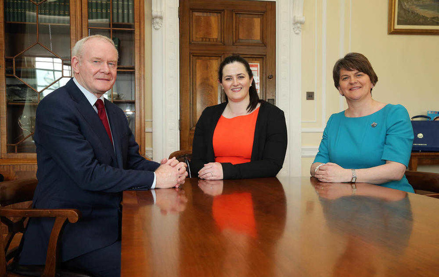 Sinn Féin and DUP accept they are on their own for the next five years