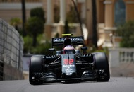 Jenson Button escapes injury after colliding with drain cover during Monaco GP practice