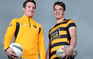 Twins target success with Antrim minors