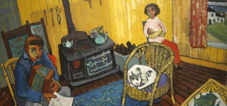 ulster museum marks centenary of irish artist gerard dillon u0026 39 s birth with retrospective