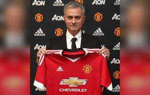 Manchester United confirm Jose Mourinho as new manager