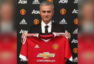 Mourinho:  Jose finally unveiled as Man Utd boss