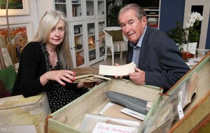 Newry nurse's First World War treasure trove to go on the stage
