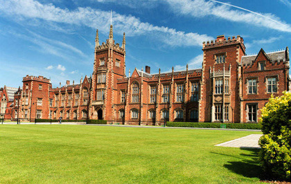 Queens university ashby building