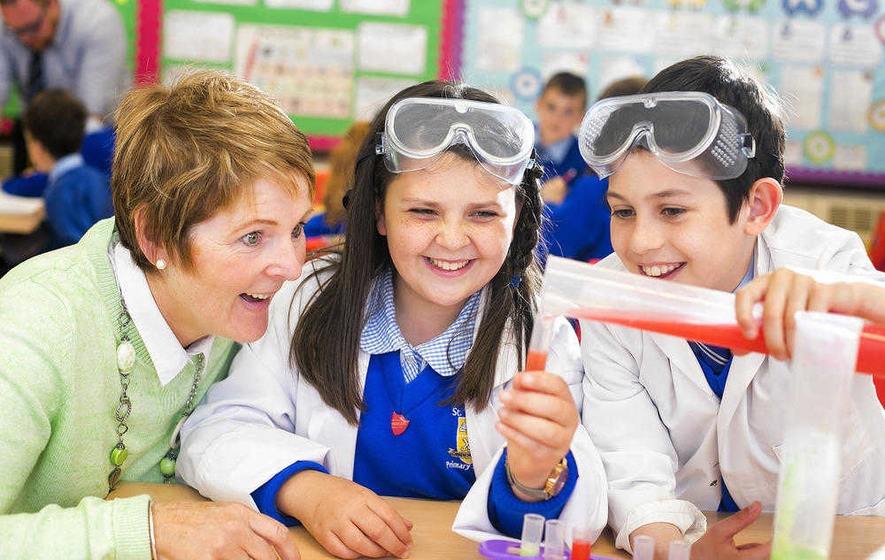 World's first international primary science education summit