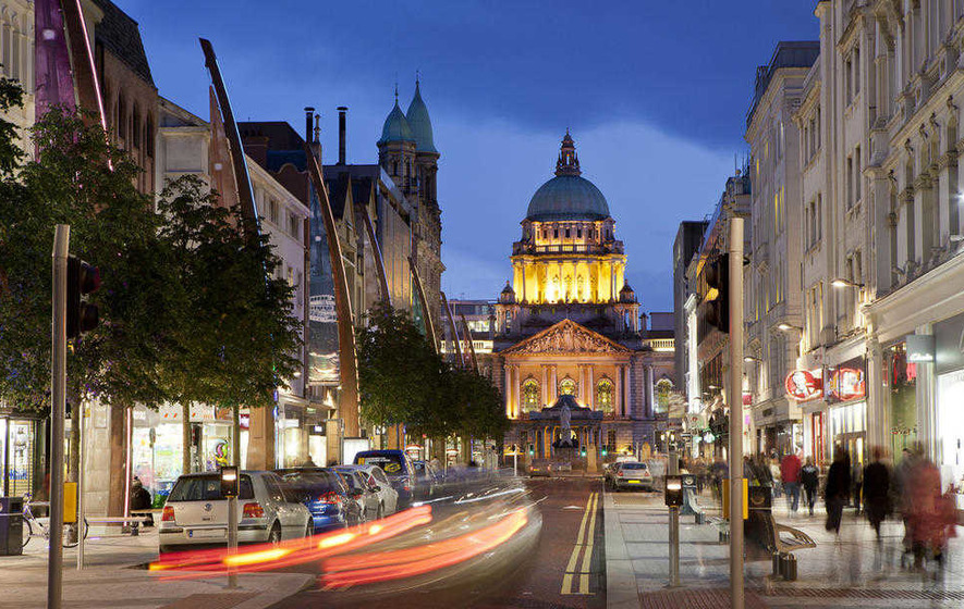 Belfast proves its resilience (along with Seattle and Nairobi)