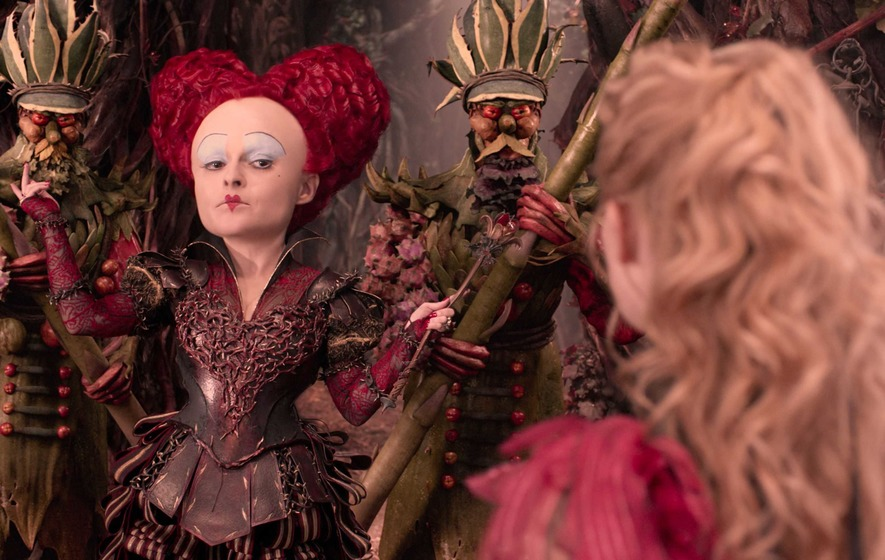 Review: Alice Through The Looking Glass