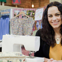 TV's Angeline Murphy wants 'to bring sexy back into sewing'