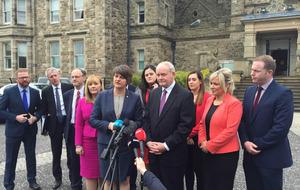 Sinn Féin and the DUP can accommodate their separate agendas