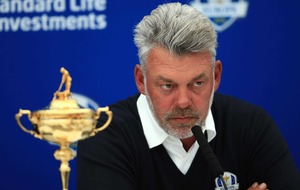 Darren Clarke names Padraig Harrington among his five Ryder Cup vice-captains