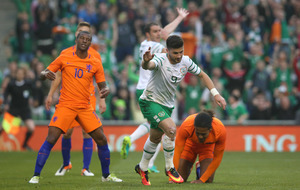 Shane Long on target in Ireland draw with Holland