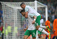 Republic of Ireland's leaving-do gatecrashed by Luuk de Jong