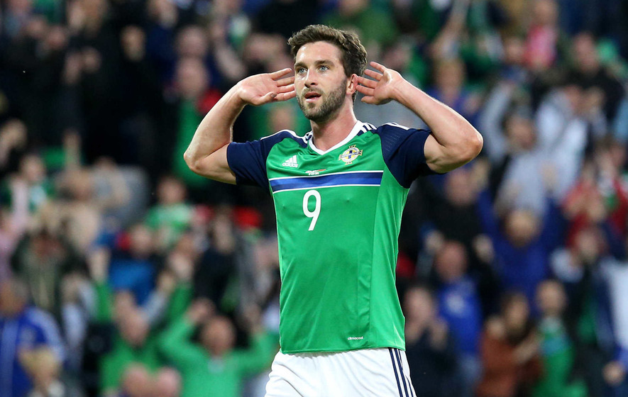 Will Grigg earns spot in NI Euro 2016 squad