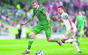 James McClean looking to make more of an impact at Euro 2016