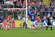 Cavan stroll to easy win over Armagh at Breffni Park