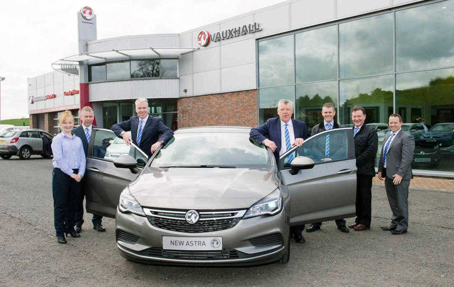 Donnelly Group acquires Vauxhall dealer in Omagh