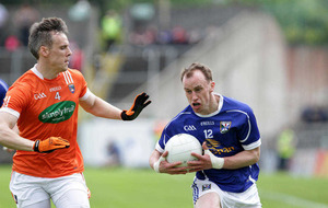 Cavan's Martin Reilly revels in the space afforded by Armagh