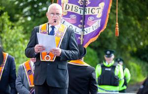 Garvaghy Road residents dismiss Orange Order parade proposals