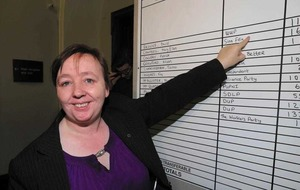 Mary Ellen Campbell: Belfast City Council to elect first openly gay deputy mayor