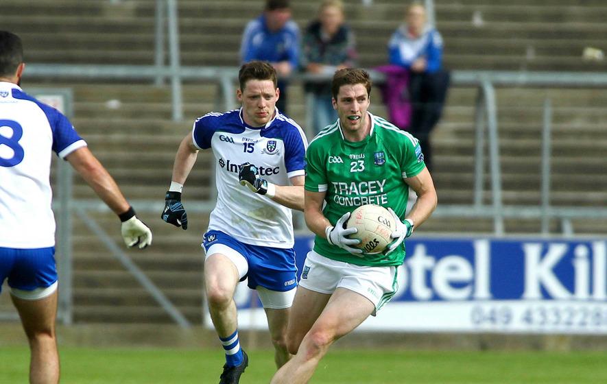Fermanagh injury-free as Donegal sweat on Neil Gallagher