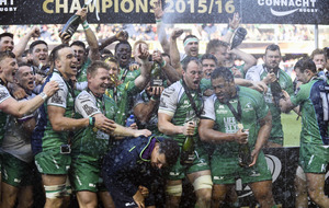 Connacht's PRO12 win shows benefits of sticking to system