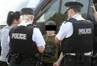 Boy (10) questioned by police after Lurgan republican parade