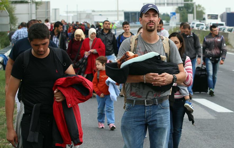 Protestant Coalition defends refugee protest