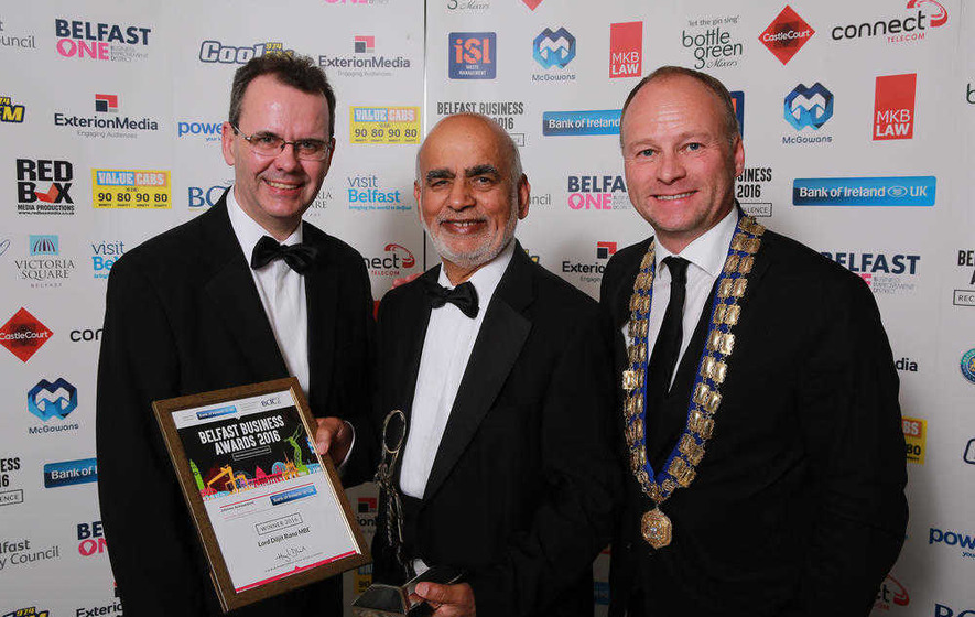 Lifetime achievement award for 'beacon of tourism' Lord Diljit Rana