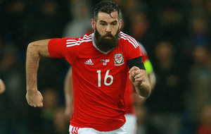 Joe Ledley included in Wales squad after injury recovery