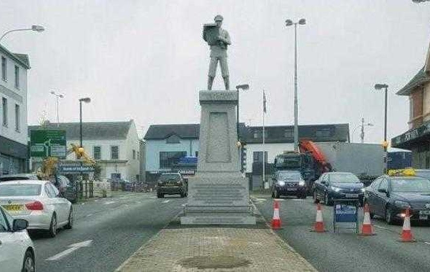 DUP slam plans for republican monument in Magherafelt