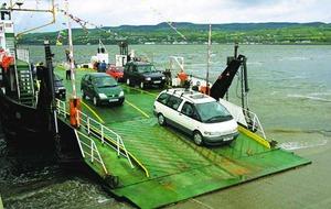 Frazer Ferries step in to run Greencastle-Magilligan service on Lough Foyle