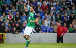 Ode to Northern Ireland striker Grigg sets charts on fire
