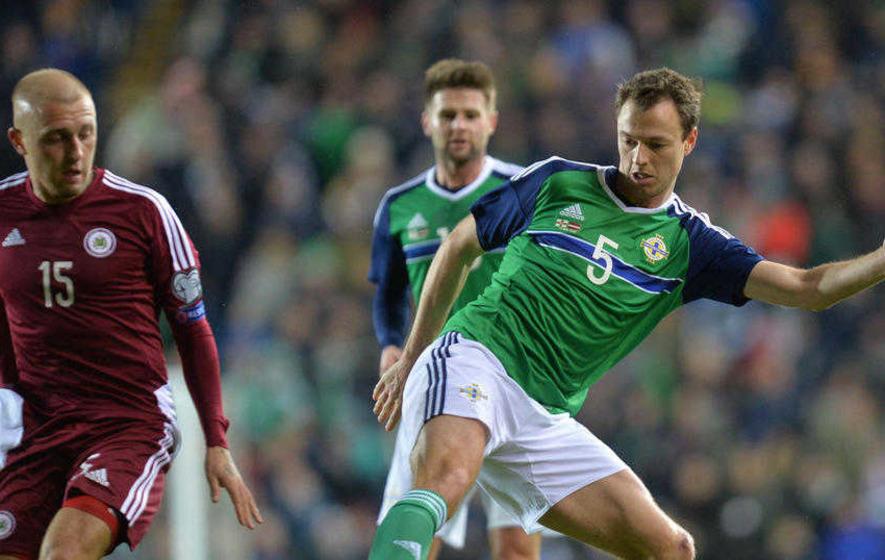 Jonny Evans deserves more respect says team-mate Michael McGovern