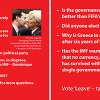 Wetherspoon boss sends Brexit message on beer mats
